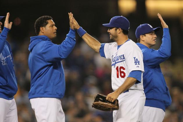 Los Angeles Dodgers: Midseason Report Cards for All 25 Players