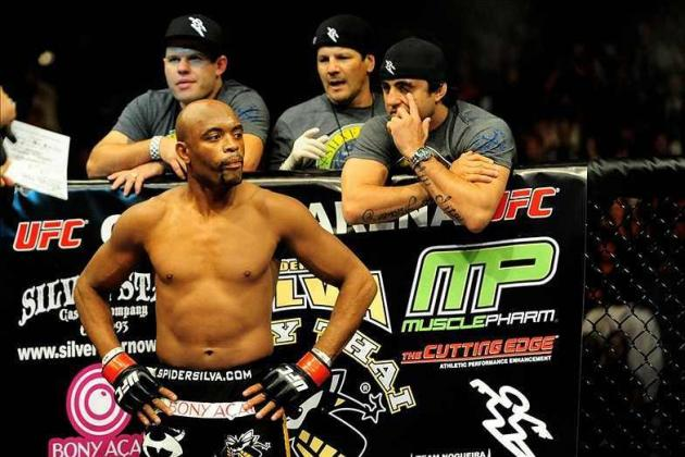 Chael Sonnen and the 5 Greatest UFC Threats to Anderson Silva