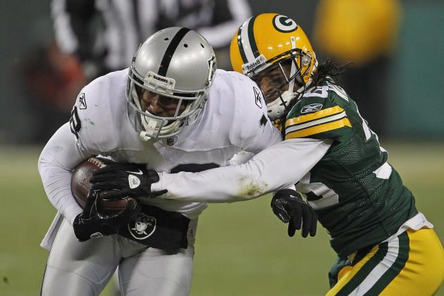 Oakland Raiders: 5 Most Expendable Offensive Players