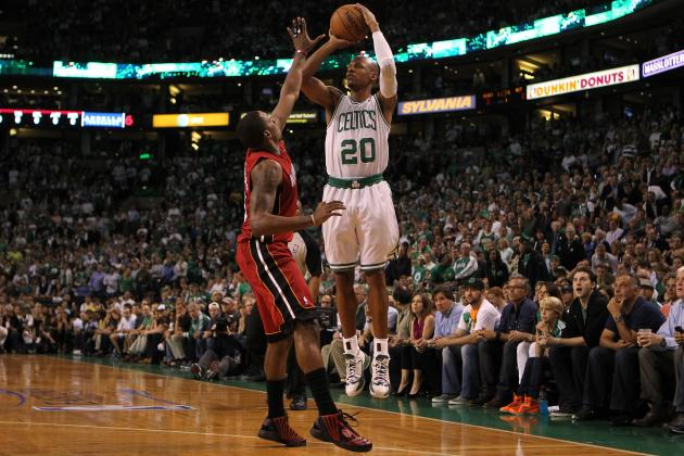 Boston Celtics: Who Could Replace Ray Allen?