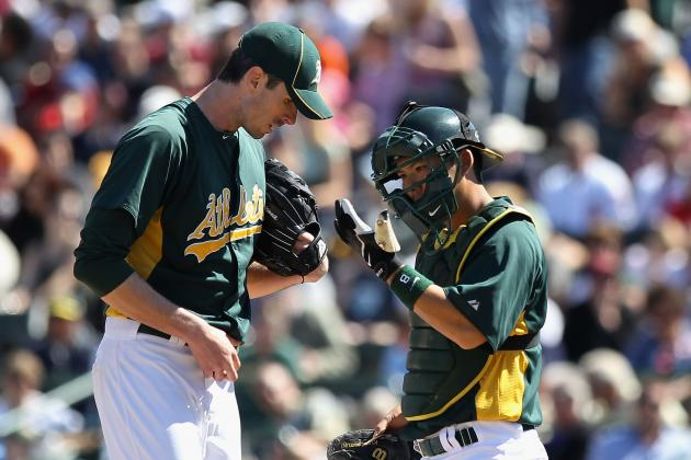 Predicting Trade Partners for Each Rumored Oakland A's Trade Candidate