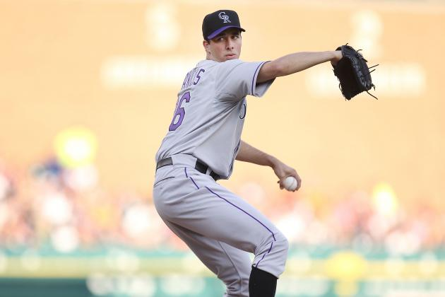 Colorado Rockies: 5 Advantages of Using a 4-Man Pitching Rotation