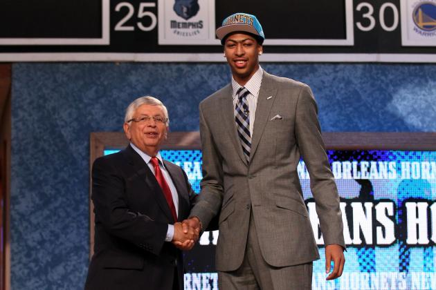 Projecting Stats for Anthony Davis, Other 2013 NBA Rookie of the Year Candidates