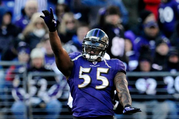 NFL Rankings: The 4 Best AFC North LB's Heading into 2012