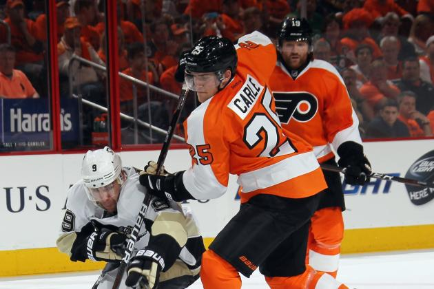 NHL Free Agency 2012: Predictions for Remaining Philadelphia Flyers FAs