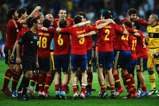 Euro 2012 Final: What Spain's Victory Tells Us About Football