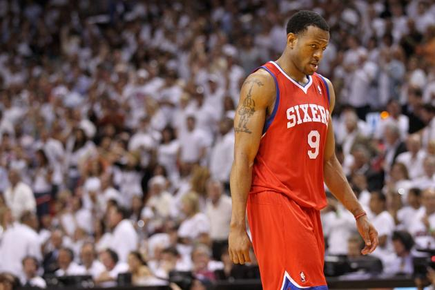 5 Reasons the Philadelphia 76ers Should Trade Andre Iguodala