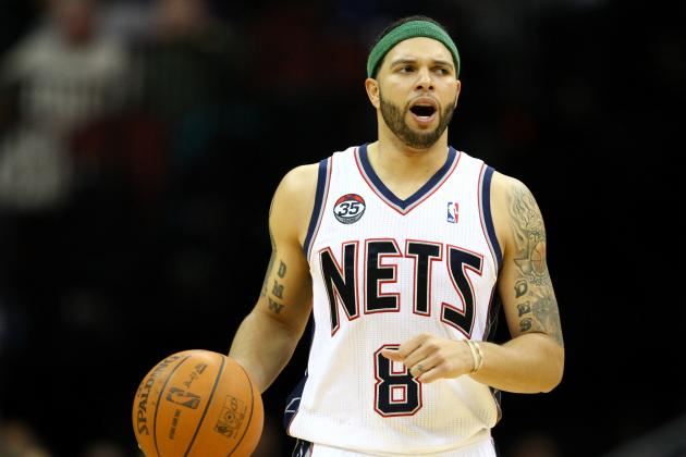 NBA Rumors: Breaking Down Dallas Mavericks Starting 5 If Deron Williams Signs