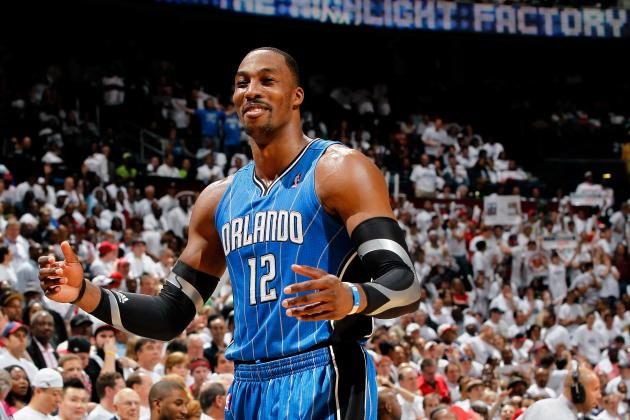 NBA Rumors: Breaking Down Orlando Magic's Best Possible Trade for Dwight Howard