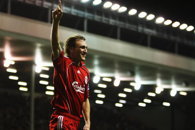 The Top 8 Liverpool Home Kits of All-Time