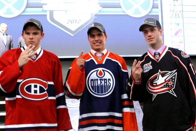Ranking Hockey's Top 50 Prospects After the 2012 NHL Draft
