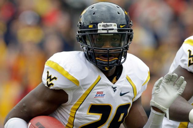 West Virginia Football: 5 Most Important Players for WVU's Defense in 2012