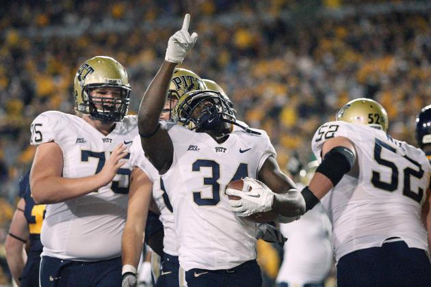 Pittsburgh Panthers: 5 Reasons for a Successful 2012 College Football Season