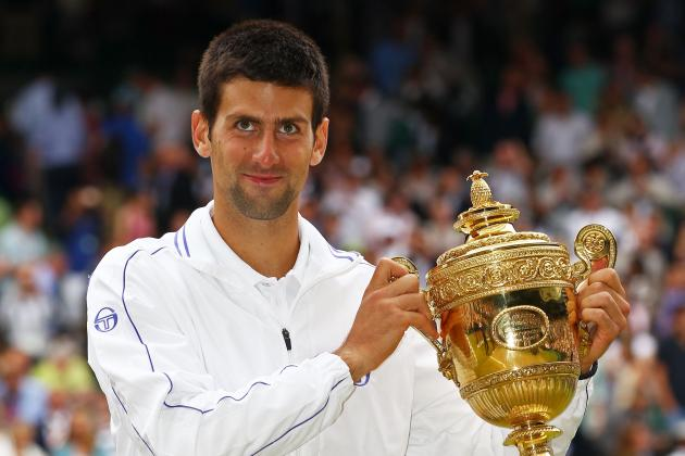 Wimbledon 2012: Men's Quarterfinals Preview