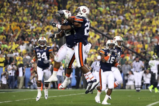 Auburn Football: Why Linebacker Will Be a Secret Strength for the Tigers