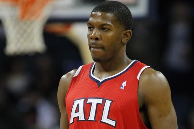 Joe Johnson: A Look Back on His Turbulent Time with the Atlanta Hawks