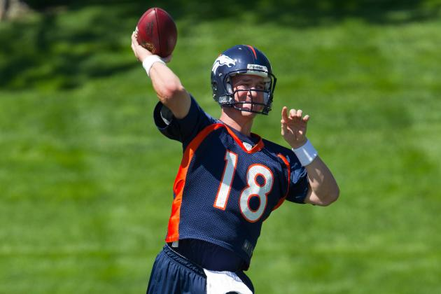 Fantasy Football 2012: Why Drafting Peyton Manning Would Be a Disastrous Choice