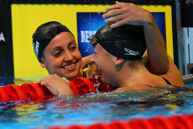 US Olympic Women's Swimming Team 2012: Updated News, Roster and Analysis