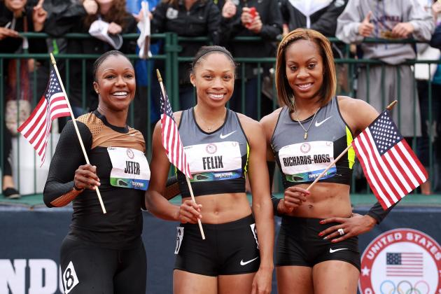 US Olympic Women's Track & Field Team 2012: Updated News, Roster and Analysis