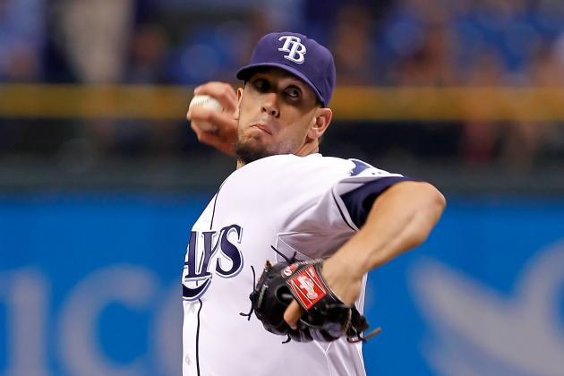 MLB Trade Rumors: 5 Teams Who Could Pry James Shields Away from the Rays