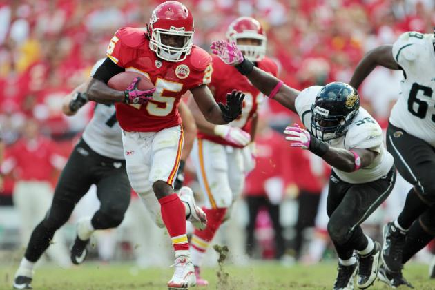 Kansas City Chiefs: Dynamic Offensive Players Set to Explode in 2012