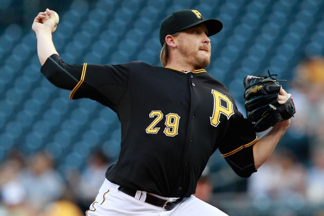 Pittsburgh Pirates: 10 Potential Kevin Correia Trades