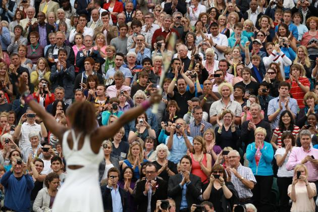 Serena Williams: Keys to Tennis Superstar Winning Another Wimbledon Title