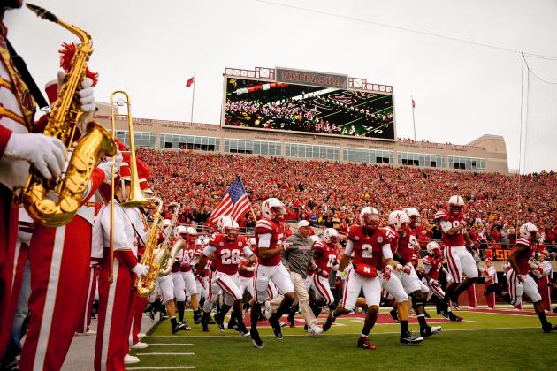 Where Do the Nebraska Huskers Rank in 2012?