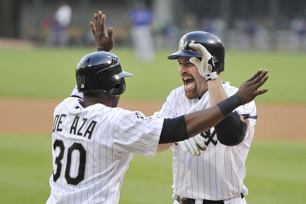Chicago White Sox: 5 Thoughts Following Their 19-2 Rout Over the Rangers