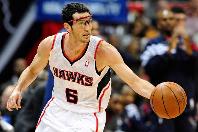 NBA Free Agents 2012: 5 Ways Kirk Hinrich Changes the Bulls Offense