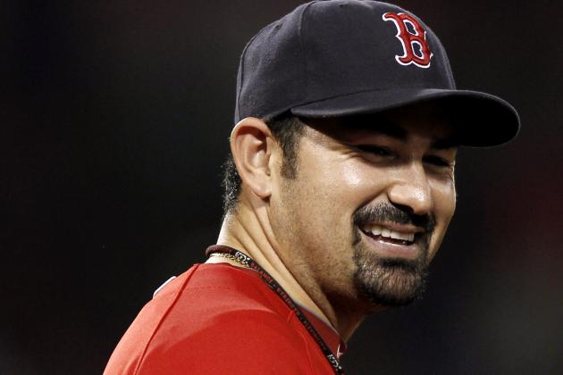 Boston Red Sox: How Concerned Should We Be About Adrian Gonzalez?