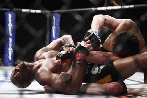 UFC 148: Chael Sonnen and the 10 Biggest Choke Artists in UFC History
