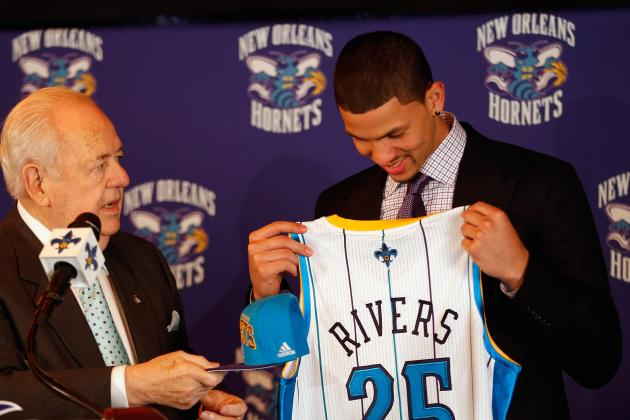 NBA Draft 2012: 3 Lottery Picks Most Likely to Fall off the Map