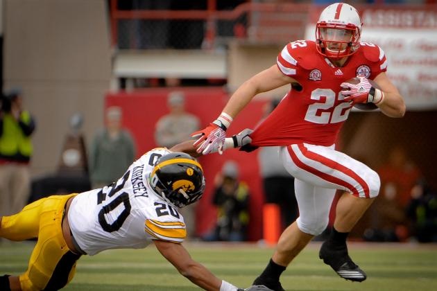 Nebraska Football: Ranking the Huskers' 2013 NFL Draft Prospects