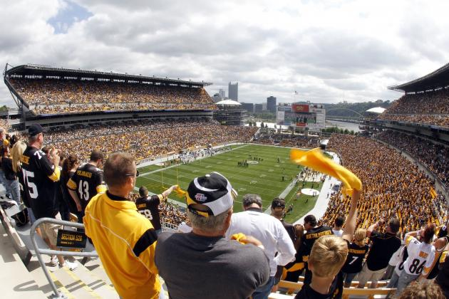 8 Ways the 2012 NFL Schedule Helps the Pittsburgh Steelers