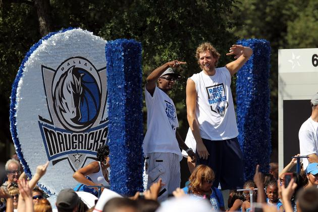 Dallas Mavericks 2012:  Can the Mavericks Bounce Back and Return to the Finals?