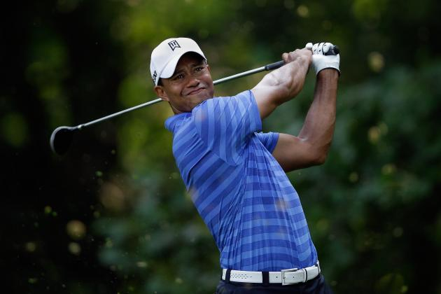 5 Signs That Point to Tiger Woods Winning a Major Championship in 2012