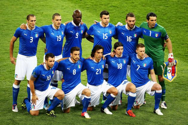 Italy's Future: 6 Players with New Roles at World Cup 2014