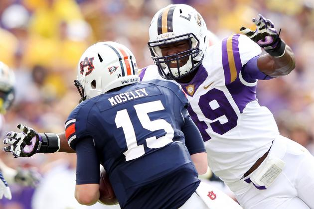 2013 NFL Draft: Barkevious Mingo and the 7 Best Available Pass-Rushers