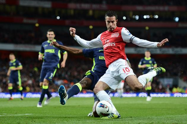 Arsenal Transfer News: 8 Players Gunners Could Buy with RVP Transfer Money