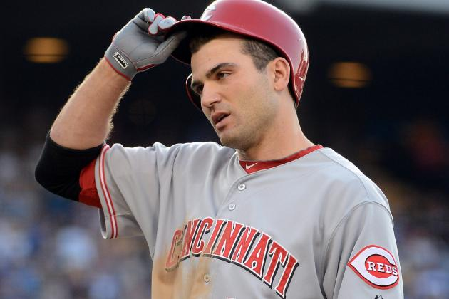 Joey Votto and the 5 Best Left-Handed Hitters in MLB