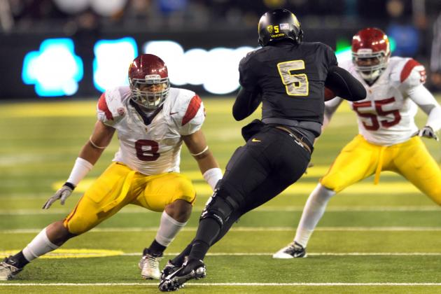 Oregon Football: 5 Advantages the Ducks Have over USC in the Pac-12 Title Race
