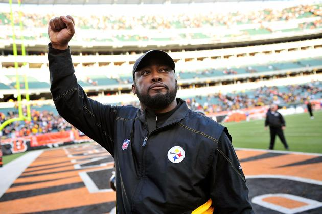 Pittsburgh Steelers: 5 Reasons Mike Tomlin Will Be NFL's Best Coach in 2012