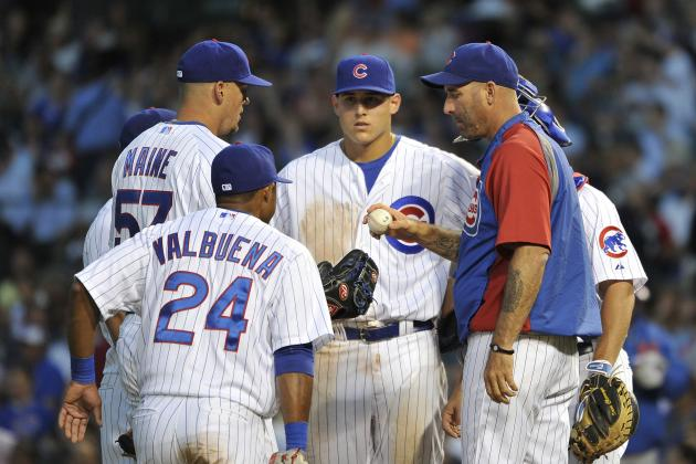 Chicago Cubs: Midseason Report Cards for All 25 Players