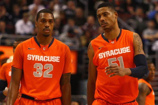 Syracuse Basketball: NBA Stat Prediction for Dion Waiters, Fab Melo, Kris Joseph