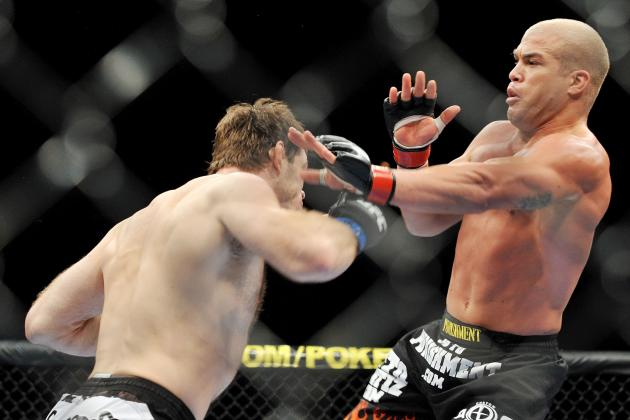 UFC 148 Ortiz vs. Griffin: Questions We Have About Tito Ortiz