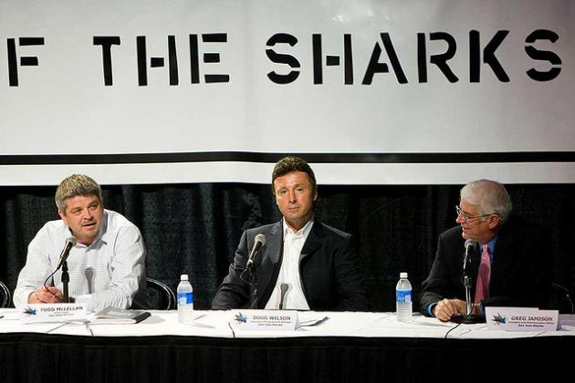 NHL Trade Speculation: Top 5 San Jose Sharks Off-Limits This Offseason