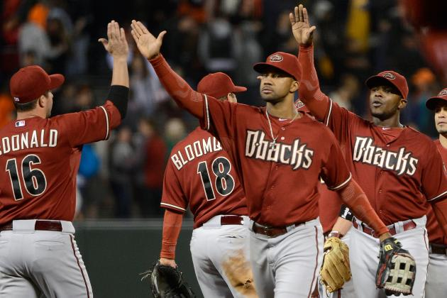 10 Reasons Diamondbacks Have Dodgers, Giants Right Where They Want Them