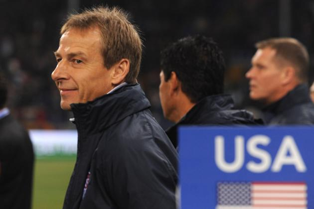 10 Reasons to Be Optimistic About Jurgen Klinsmann's Team USA
