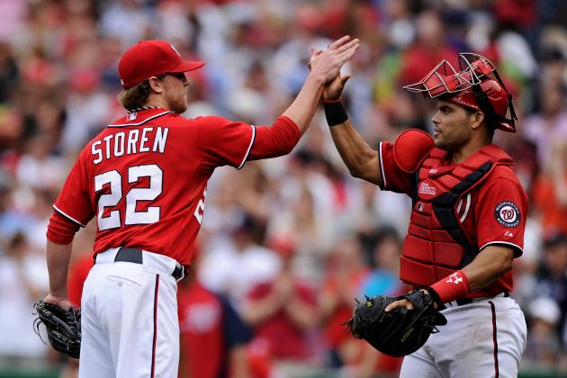 5 Reasons Drew Storen Will Win Back Nationals' Closer Job